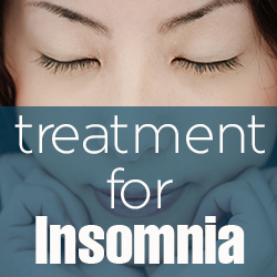 Treatment for Insomnia